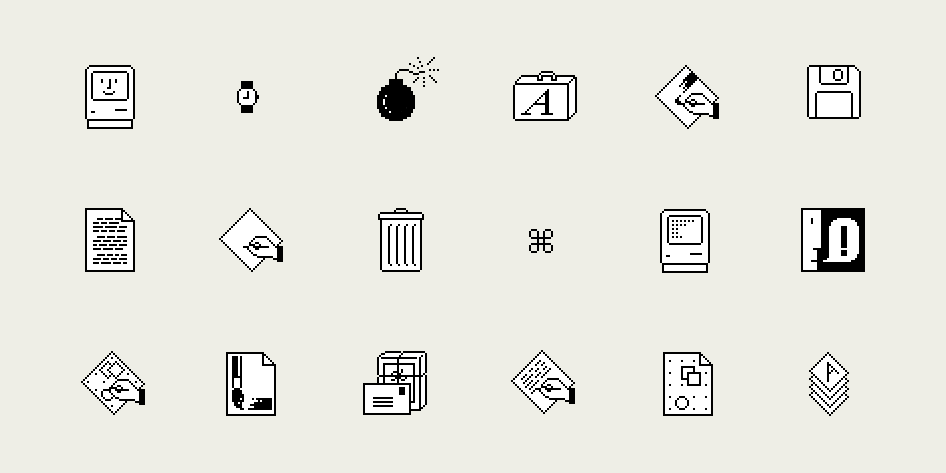 The Story Behind Susan Kare's Iconic Design Work for Apple | The