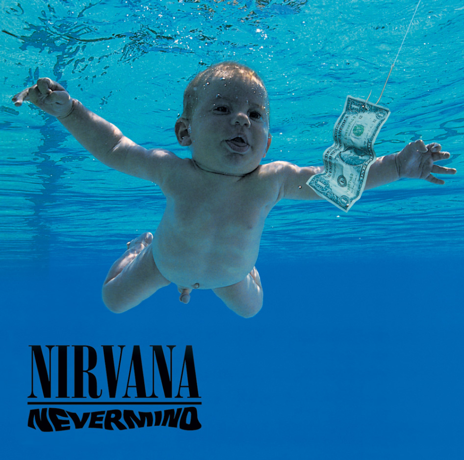 The Designer of Nirvana's Nevermind Cover on Shooting Babies